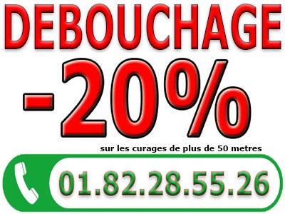 Canalisation Bouchée Quincy sous Senart 91480